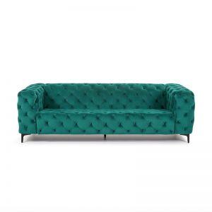 Buchanan 3 Seater Sofa | Malachite Green | CLU Living