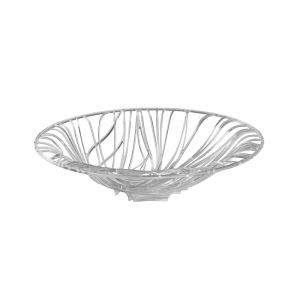 Bugatti Flora Fruit Bowl | White