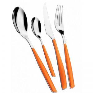 Bugatti Glamour | 24Pcs Cutlery Set | Orange