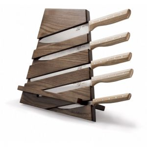 Bugatti Knife Block | 5 Knives | Trattoria