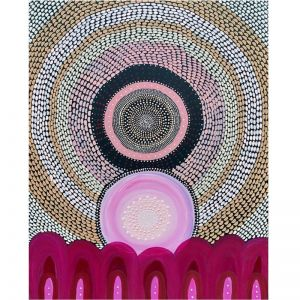 Buluunygarri | Unframed Canvas Print | Various Sizes