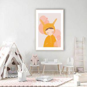 Bunny Girl | Art Print | Various