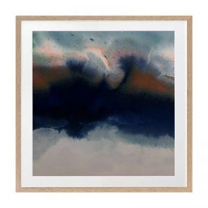 Burnished I | Framed Art Print