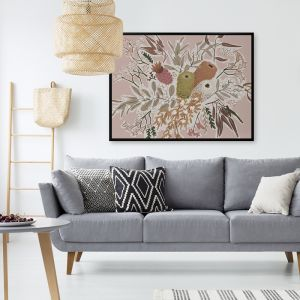 Bush Blooms | Canvas Print