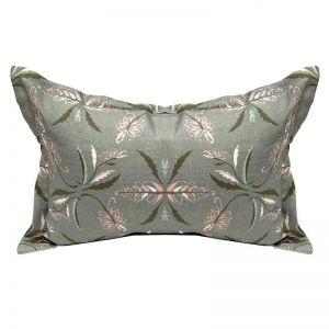 Bush Grevillia Sage Linen Cushion | By Tim Neve
