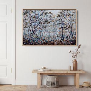 Bush Song   Australian Nature Canvas Art Print