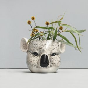 Bushfire Fundraiser | Ceramic Planter | Koala (Pre-Order)