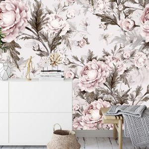 Butterfly Kisses | Full Wall Mural