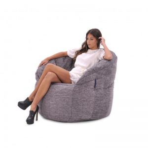 Butterfly Sofa by Ambient Lounge | Luscious Grey Interiors Fabric