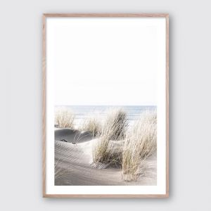 By The Dunes 2   Framed Giclee Print by Wall Style