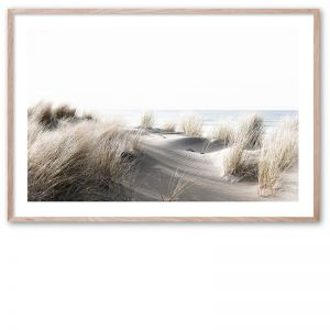 By The Dunes 3 | Framed Giclee Art Print by Wall Style
