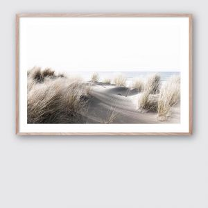 By The Dunes 3   Framed Giclee Art Print by Wall Style