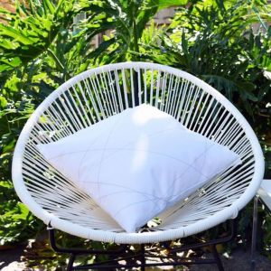 Bye Bye Baby | Luxe Outdoor Cushion Cover | Covett + Co