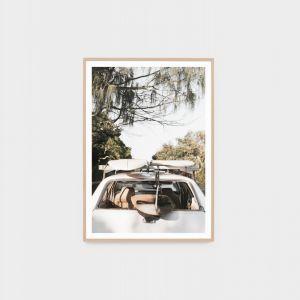 Byron Roadtrip | Framed Photographic Print