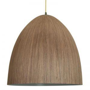 Cacia Pendant Light | Wood Veneer 1