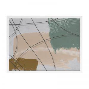 Café Au Lait I | Framed Print