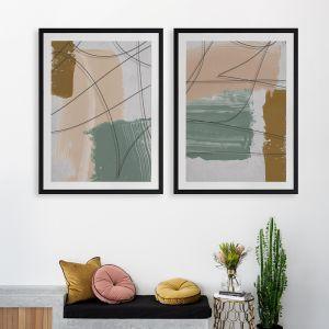 Café Au Lait II | Framed Print