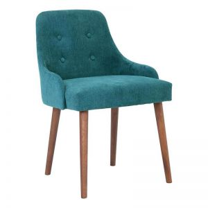 Caitlin Dining Chair | Nile Green
