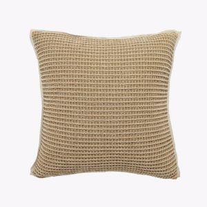 Calcutta Cushion | Ochre