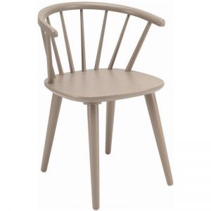 Caley Dining Chair | Taupe Grey | Modern Furniture