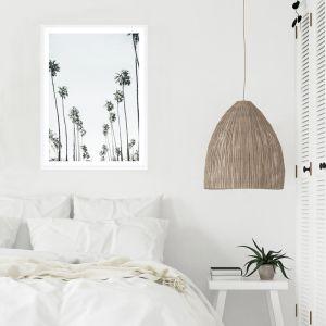 California Palms II Premium Art Print (Various Sizes)
