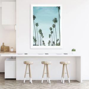California Palms Premium Art Print (Various Sizes)