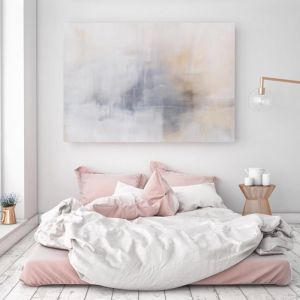 Calm Mornings | Canvas Art