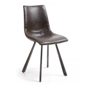 Cambrie Dining Chair | Dark Brown