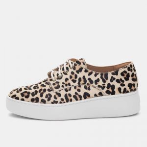 Camel Leopard | Rollie Nation Shoe