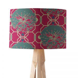 Camilla Cerise | Paper Lampshade | Various Sizes | Amba Florette