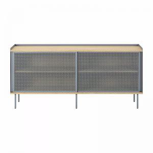 Cape Sideboard | Oak and Blue Grey