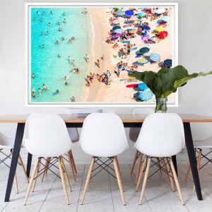 Capri | Framed Print
