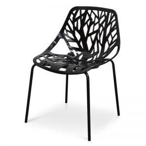 Caprice Dining Chair | Marcello Ziliani Replica | Black
