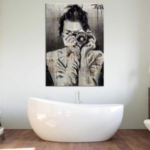 Captured Alive | Canvas Print By United Interiors