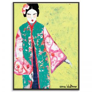 Carmen   Anna Blatman   Prints or Canvas by Artist Lane