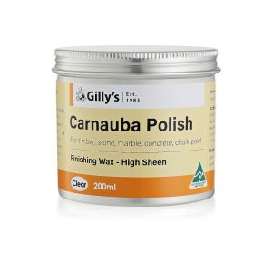 Carnauba Polish Clear 200ml
