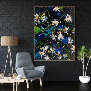 Cartel Flower Collection - Fearless Leader   Original Artwork