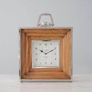 Cartier Table Clock