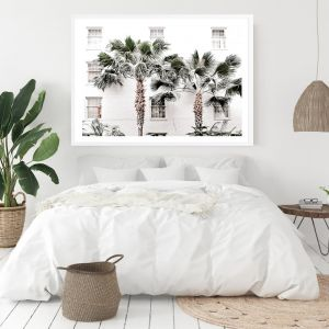 Casa Palms Photo Art Print (Various Sizes)