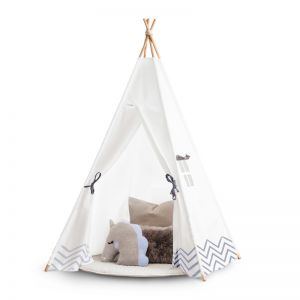 Cattywampus Kids Teepee Tent | Chevron