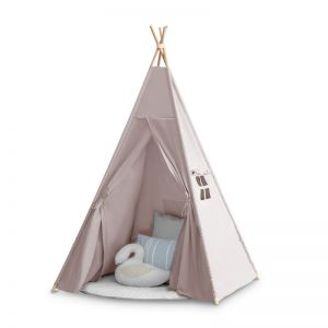 Cattywampus Kids Teepee Tent | Grey