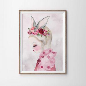 Celine Art Print | Various Sizes