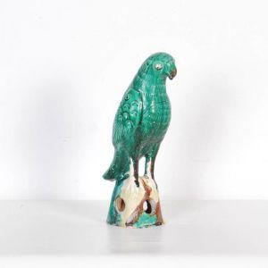 Ceramic Parrot | Three Sizes