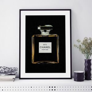 Chanel No.5 | Unframed Art Print