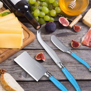 Cheese Knife Set   3 Pieces