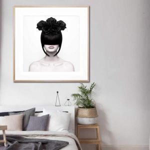 Cher Suis   Framed Print  by United Interiors