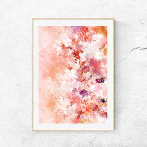 Cherish | Abstract Art Print by Tina Koresis