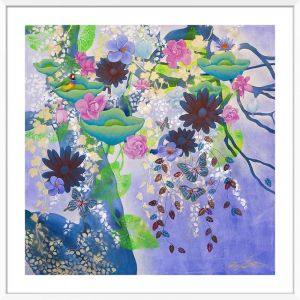 "Cheryl Petersen ""Enchanted Blues"" 