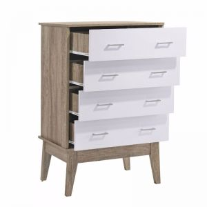 Chest of Drawers | 4 Drawers | Oak