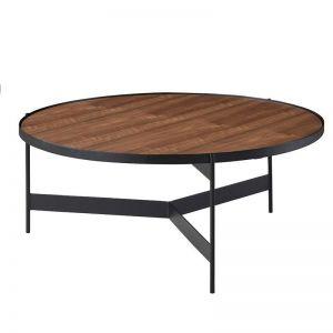 Chiara Coffee Table | Rustic Brown